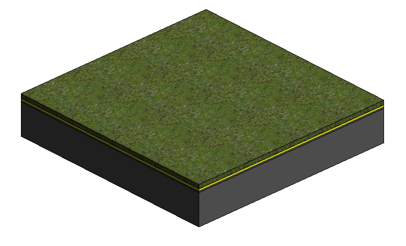 Download BIM object for extensive Urbanscape Green Roof Systems